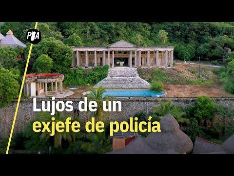 El Partenón de 'El Negro' Durazo por dentro: Un monumento a la corrupción