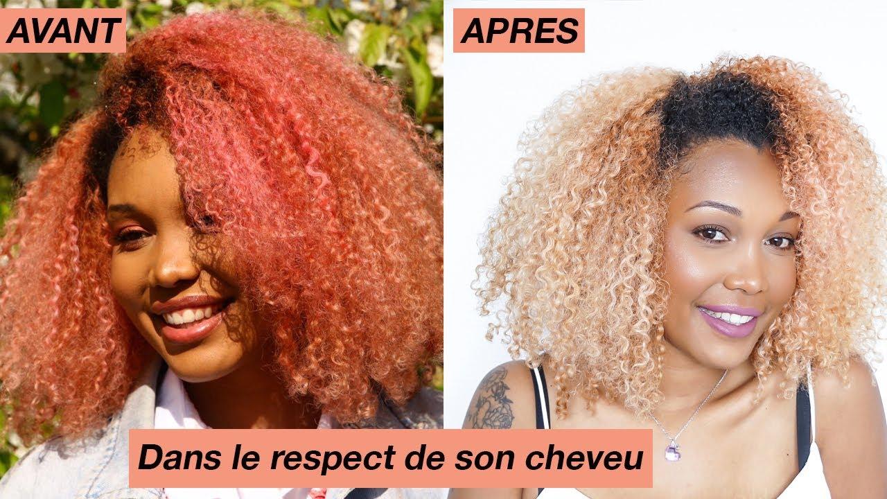 Comment faire un couleur de cheveux