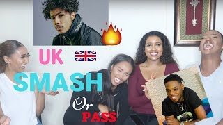 Smash or Pass: UK Edition (Stromzy, Yxng Bane, B Young+ more) #UK #s6
