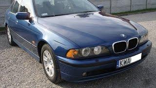BMW 5 E39 2.5 montaż instalacji lpg BRC Sequent P&D(, 2015-08-30T11:37:28.000Z)
