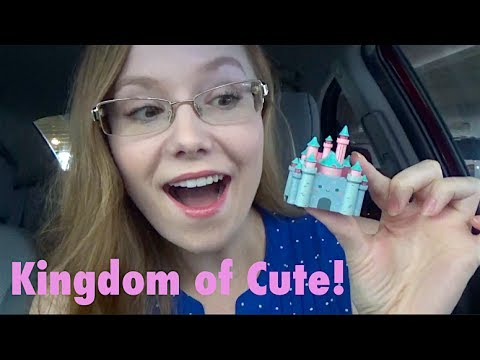 UNBOXING KINGDOM OF CUTE VINYLMATIONS!