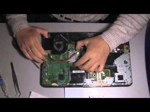 For Toshiba Satellite L855D-00W CPU Fan