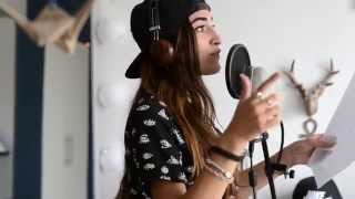 Look at me now - Chris Brown feat. Lil Wayne & Busta Rhymes (Rochelle cover) [Karmin style]