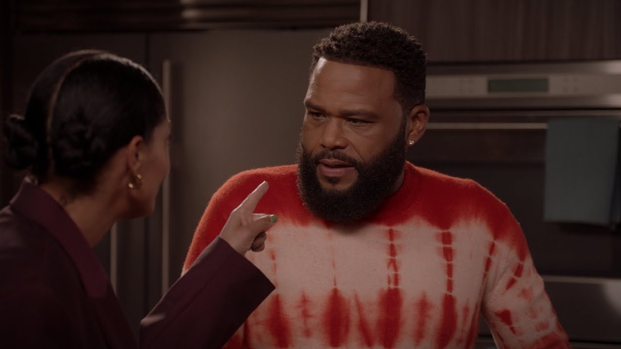 Download Dre and Bow Want More for Junior - black-ish