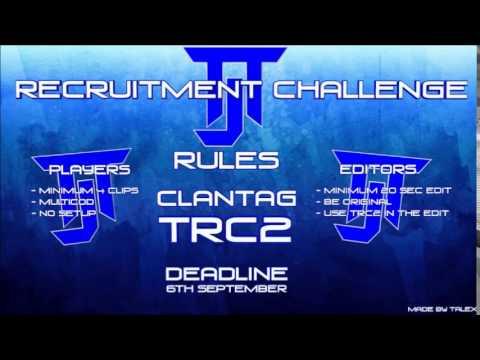TjT 250 Subscribers Recruiment challenge! [TRC2]