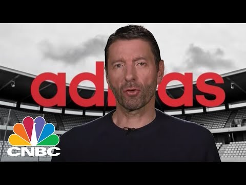 Adidas CEO Kasper Rorsted On The Company's Quarter, Growth In The Sports Apparel Industry | CNBC