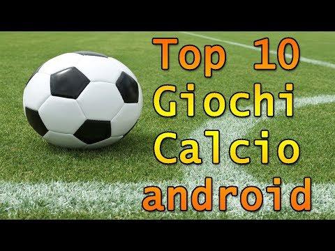 Top 10 Giochi Di Calcio Android