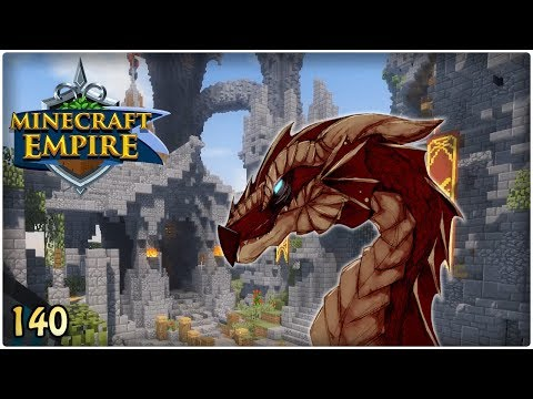 Verschmelzung mit URDRACHE - Minecraft Empire - #140 - Balui
