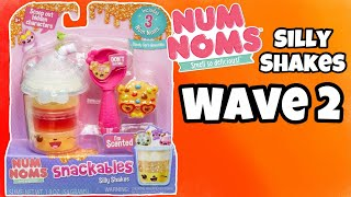 Num Noms Silly Shakes WAVE 2 | Snackables Slime Shakes