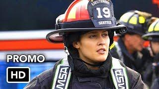 """Station 19 2x14 Promo """"Friendly Fire"""" (HD) Season 2 Episode 14 Promo"""