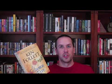 [# 86] Kyle reviews A Column of Fire by Ken Follett