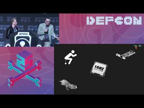 DEF CON 25 - Josh Schwartz and John Cramb - MEATPISTOL and A Modular Malware Implant Framework