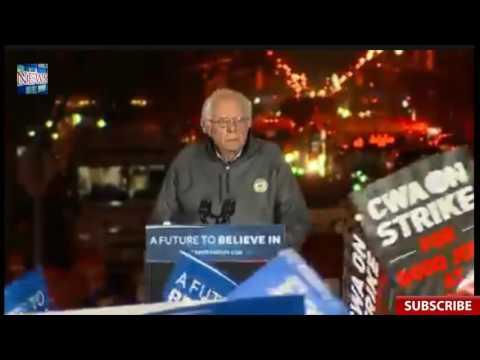 Bernie Sanders AMAZING Speech at Washington Square Park New York Rally (4 13 16)