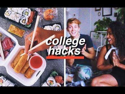 18 TIPS TO WIN AT COLLEGE   Damon and Jo