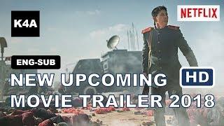 New Movie Trailer 2018: Steel Rain (Eng Sub) / Nuclear War movie (USA vs North Korea) / NETFLIX