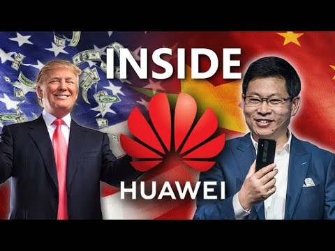 Inside HUAWEI after Trumps BAN - HongMeng OS is coming !