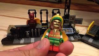 Lego 2018 The Batman Movie The Bat-Space Shuttle 70923 Set Review
