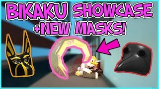 Ro-Ghoul - Bikaku Showcase & New Masks !