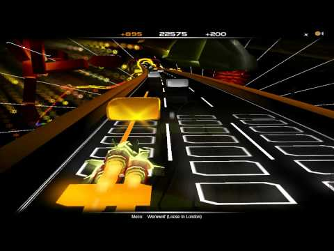 Werewolf (Loose in London) - Meco    Played in Audiosurf