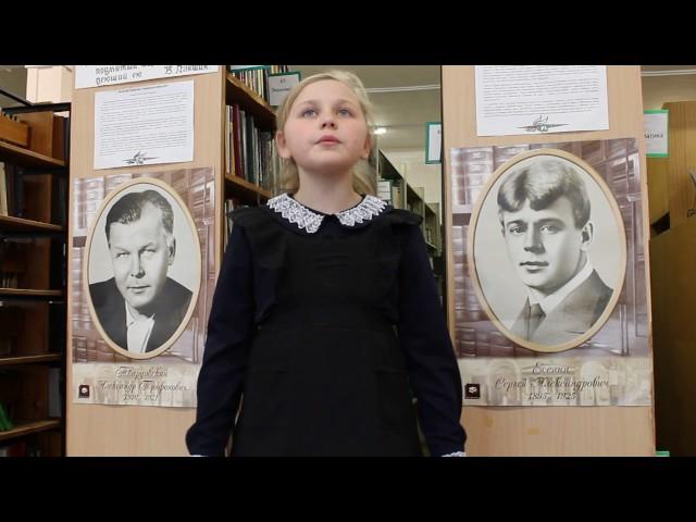 Изображение предпросмотра прочтения – АринаАнтипина читает произведение «Узник» А.С.Пушкина