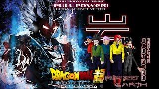 DBS: Full Body, Full Spirit, FULL POWER! Ultra Instinct Vegito - HalusaTwin Feat 94Stones