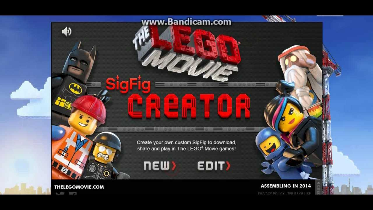 How To Make Your Own Lego Movie Trailer - YouTube