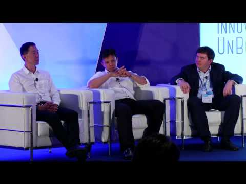 Innovfest Unbound 2015: Routes For Growth