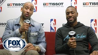 Kemba Walker shares his favorite Michael Jordan story and how it changed his career | FOX SPORTS