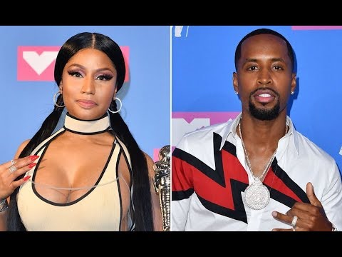 who is safaree dating now