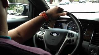 2013 Ford Taurus Review: Active Park Assist Demo