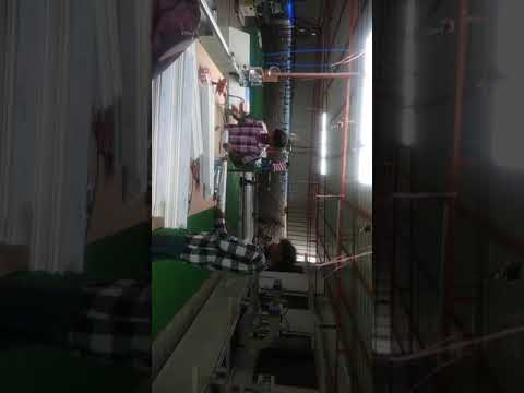 upvc window making machine Sai varma engineering