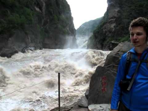 Tiger Leaping Gorge, Yangtze River Rapids