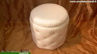 Poltrone & Pouff - pouff bianco - Prodotto venduto