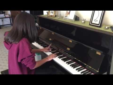 Imaan's instrumental audition for diamond jubilee