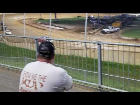 Lawrenceburg speedway hornet heat 3...9/17/16