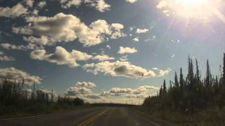 GoPro on WRX: Dawson City, YT to Tok, AK on the Top of the World Highway (8/9)