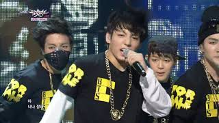 방탄소년단BTS - No More Dream[2013.06.28 뮤직뱅크]