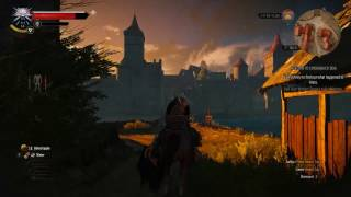 The Witcher 3 - Journey to Novigrad (1440p max settings 60 fps)