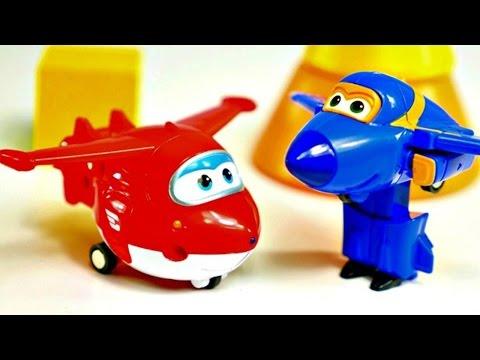 Lehrreicher Kinderfilm - Super Wings - Wir lernen die Farben