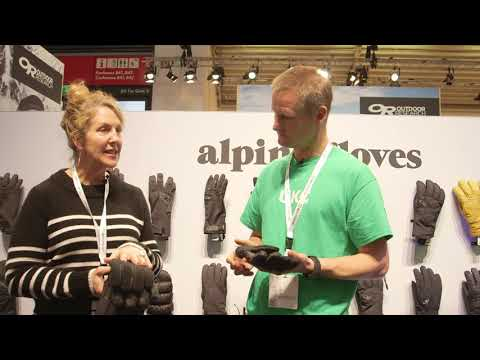 Outdoor Research - Gripper Glove and Lucent Glove
