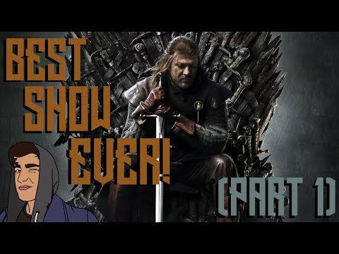 I FINALLY Watched GAME OF THRONES- BEST Show EVER! (PART 1) | TV REVIEW