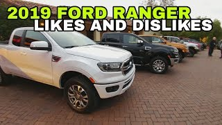 2019 Ford Ranger Overview and Exterior first impressions!