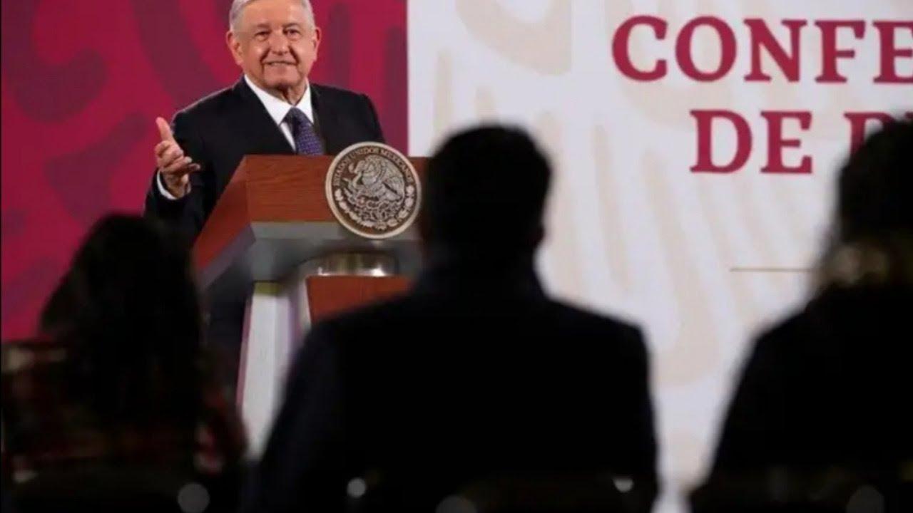 'Me voy a Palenque, si juntan a 100 mil en mi contra'. AMLO