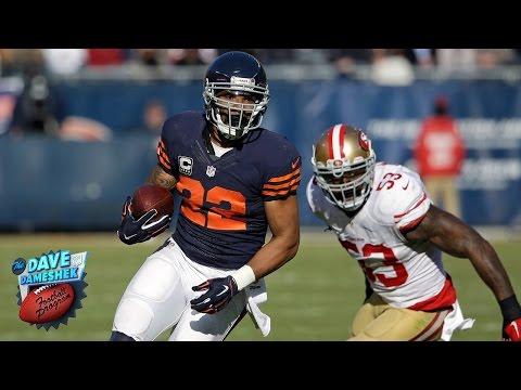Where Will Matt Forte Land? | Dave Dameshek Football Program | NFL