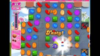 candy crush saga level 1639 no booster 3 stelle