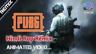PUBG Anthem | Life Jaise PubG | Parry G | Animated Version