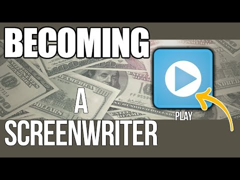 BECOMING A SCREENWRITER IN HOLLYWOOD