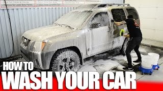 How to Wash Your Car Quickly - Great Car Wash Kit