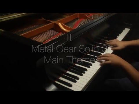 Metal Gear Solid 5 - Sins of the Father (Piano Suite)