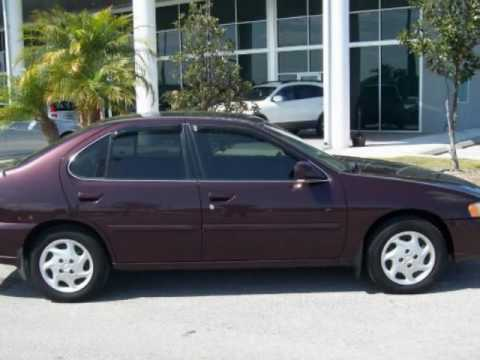 1998 NISSAN ALTIMA GXE - YouTube